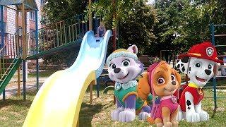 ЩЕНЯЧИЙ ПАТРУЛЬ смотреть СПАСЕНИЕ и Детские площадки Самое доброе Видео для детей Про Игрушки