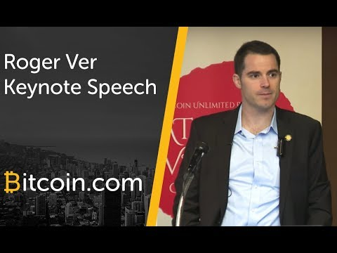 Roger Ver presents on Bitcoin Cash at Satoshi's Vision Conference in Tokyo