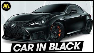 Lexus In Black - La Quotidienne #38