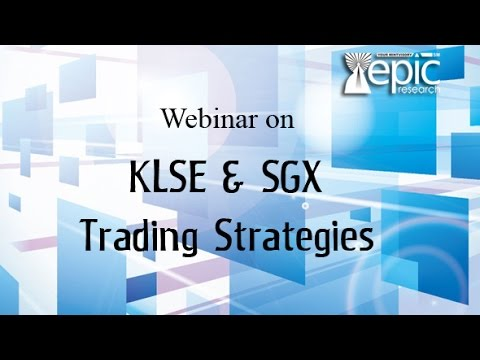 Sgx trading strategies