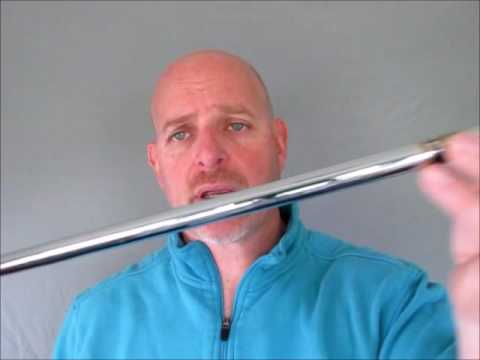 Steel vs Graphite iron shafts