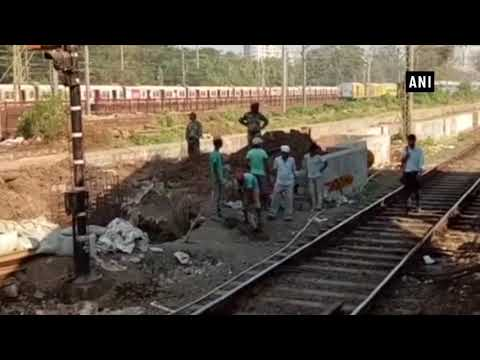 Elphinstone stampede: Army starts construction work of new foot-over bridges