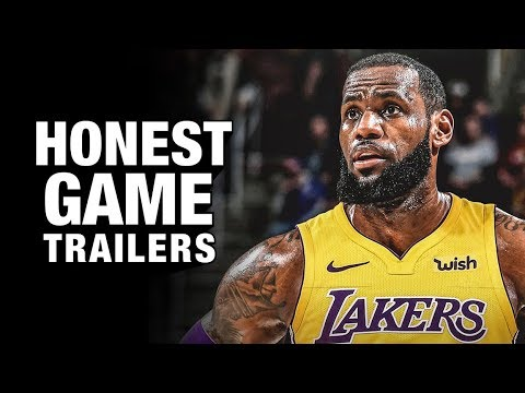 NBA 2K19 (Honest Game Trailers)