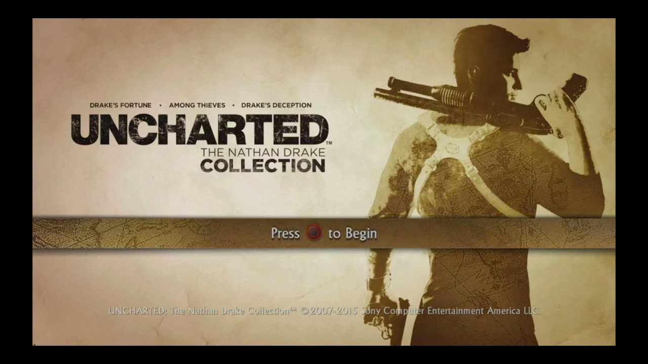 Uncharted The Nathan Drake Collection Review And Gameplay Youtube