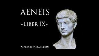 Vergil's Aeneid - Book IX - Novice Latin - CI/TPRS