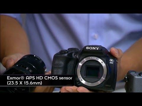 Sony Alpha α3000 Camera