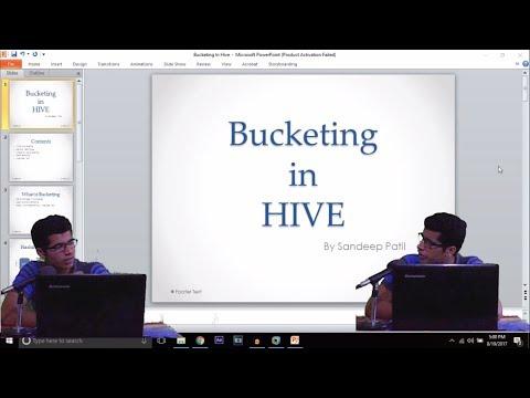 [Hindi] Bucketing in Hive , Map side join , Data Sampling