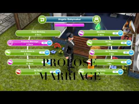 sims freeplay how to make sims stop dating