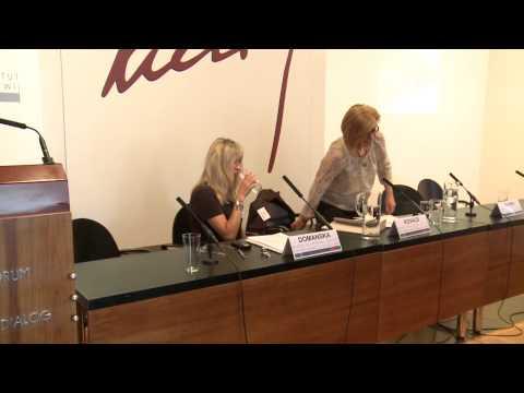 Keynote 1: E. Domańska: Corpus Delicti, Non-Human Witnesses and Post-Secular Turn