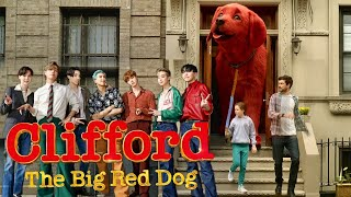 """Clifford – The Bİg Red Dog 2021"""" Uses BTS's """"Dynamite"""" As Soundtrack Of The Movie"""
