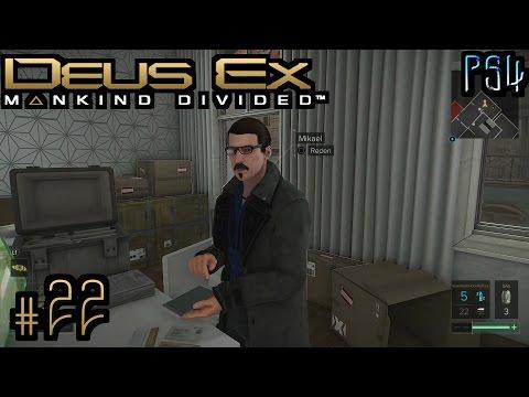 Deus Ex: Mankind Divided # 22   Chef, ich war es nicht