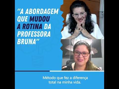 """""""A abordagem que mudou a rotina da professora Bruna"""""""