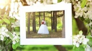 Свадебный ролик Виталик и Катя FullHD