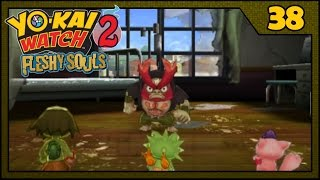 [Yokai Watch 2: Fleshy Souls] Part 38: Rank A Powerhouse