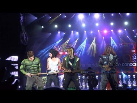 130427 SS5 Peru Super Junior -  Dreaming Hero