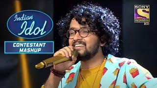 "Nihal की ""Ek Ladki Ko Dekha"" पर गायकी आई Javed साहब को बेहद पसंद   Indian Idol   Contestant Mashup"