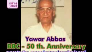Yawar Abbas - Mazahiya Khaka
