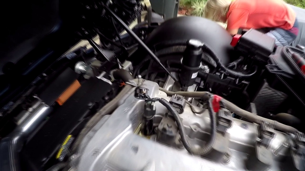 Check Transmission Fluid >> How to fix Saturn Sky solenoid actuator (P0010 P0011) - YouTube