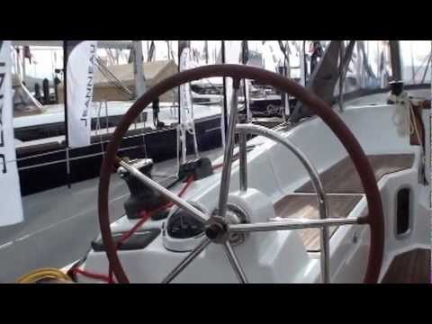Jeanneau 41DS - Bluenose Yachts - Jeanneau 41 DS for sale - Jeanneau 41DS  Youtube 2017