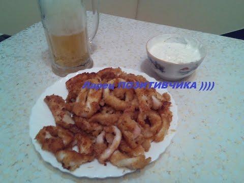 Соус для кальмаров в кляре