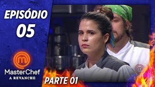MASTERCHEF A REVANCHE (12/11/2019) | PARTE 1 | EP 05 | TEMP 01