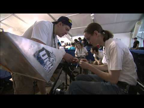 NASA's KSC Hosts Students' Mining Competition
