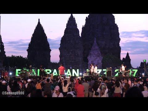 Saxx In The City - Stevie Wonder Medley @ Prambanan Jazz 2017 [HD]