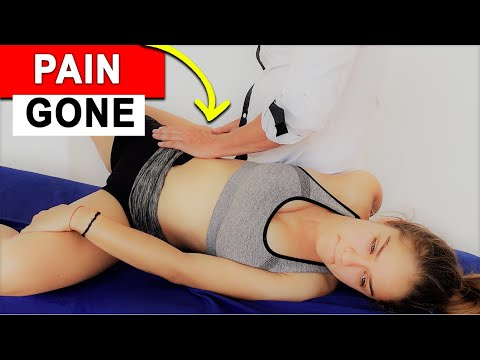 Thai Massage inspired massage video tutorial (supine and side position)-Part 1