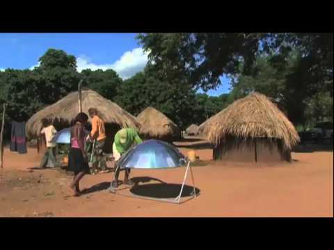 Solar Cookers For Africa 2nd Part