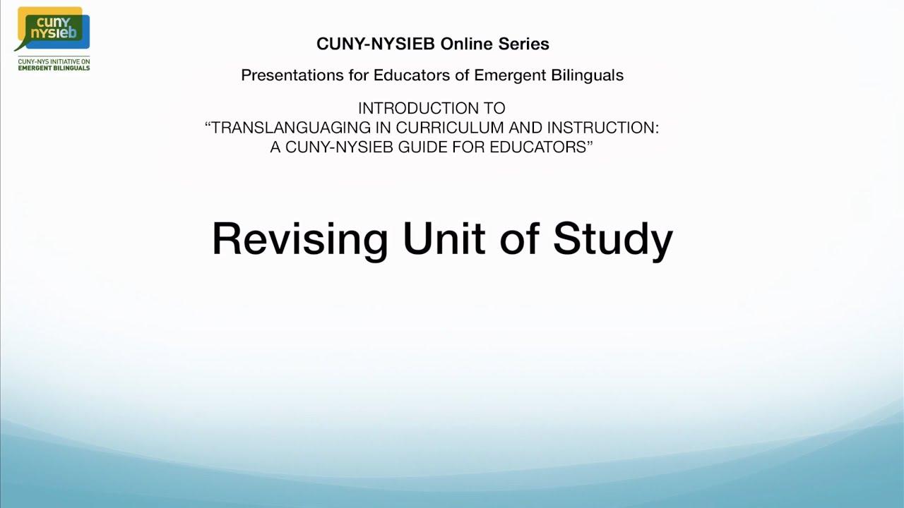 Translanguaging Guides | CUNY-NYSIEB