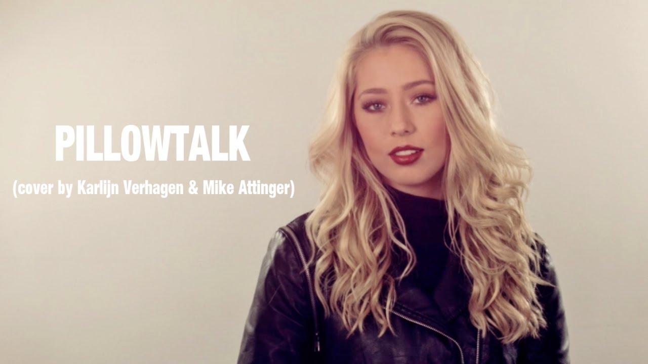 Pillowtalk - Zayn Malik (cover by Karlijn Verhagen & Mike Attinger) #1
