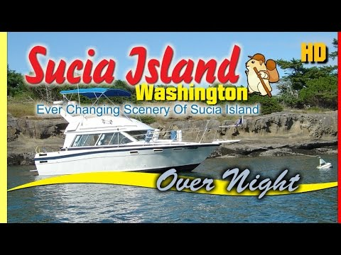 San Juan Islands Washington Sucia Island After Hours
