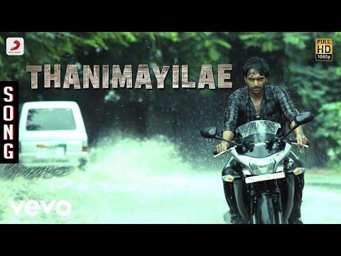 Ivan Vera Mathiri - Thanimayilae Song | Sathya