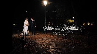Wedding Day - Peter and Christina