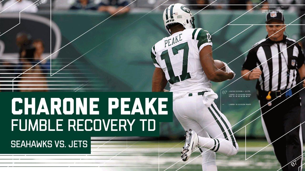 Charone Peake NFL Jersey
