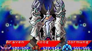 DemiKids: Dark Version (GBA) Final Battle