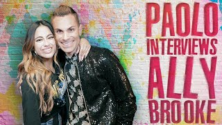 Ally Brooke's TIME TO SHINE TOUR opening night!
