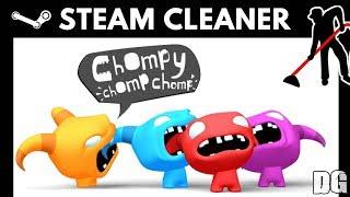 Steam Cleaner - Chompy Chomp Chomp