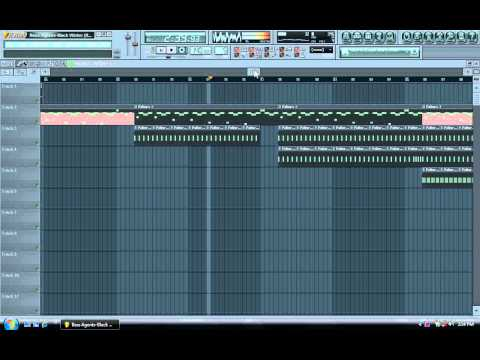 Bass Agents-Black Winter (SoundGodz American Remake) [HQ]
