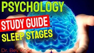 Learn Psychology While You Sleep - Sleep Stages