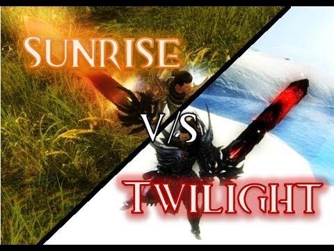 guildwars 2 sunrise v