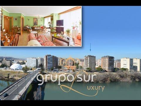 24075 GRUPOSUR. Bonito piso en Antonio Royo Villanova, frente a Riosol, Valladolid