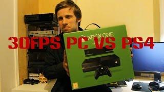 Документальный фильм|Секретные материалы|PC MASTER RACE|30FPS PC vs PS4|