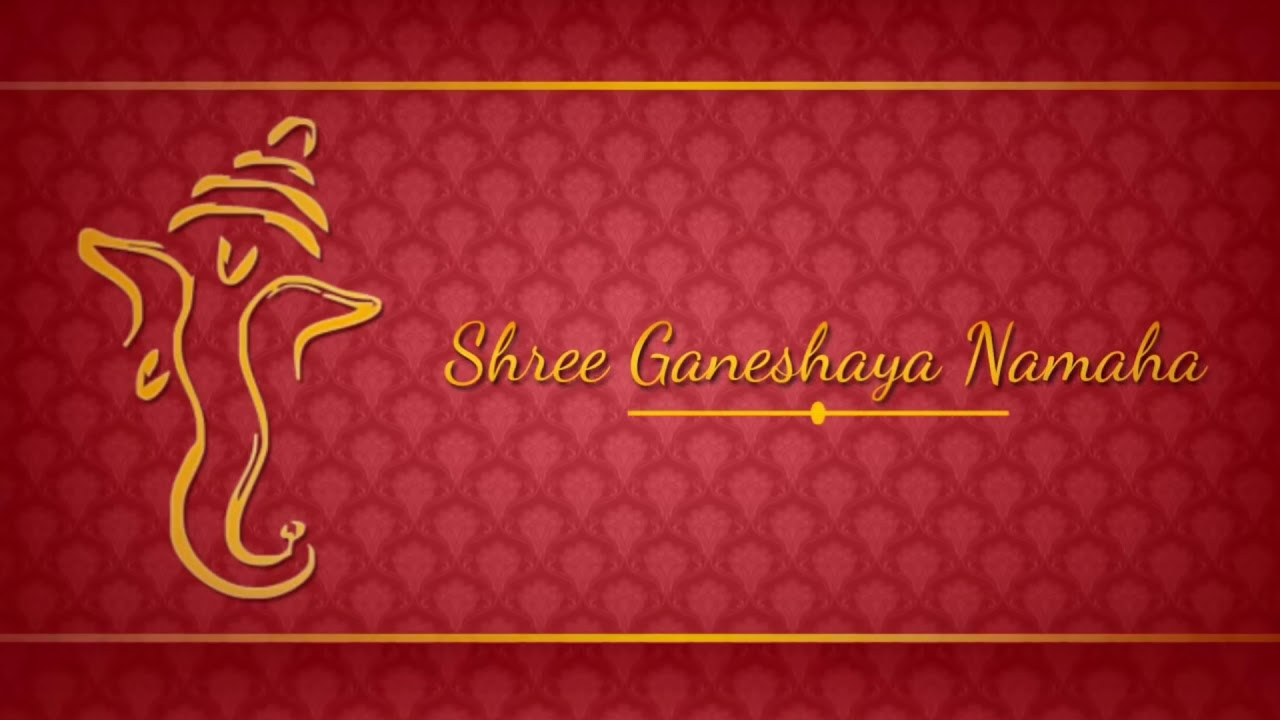 Whatsapp Wedding Invitation (Gaurav & Bhavna) - YouTube