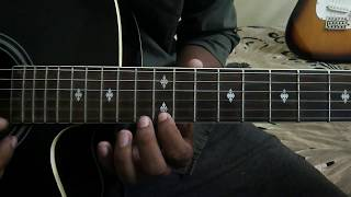 phir mujhe dil se pukar tu guitar tab lesson song by mohit gaur for begiener