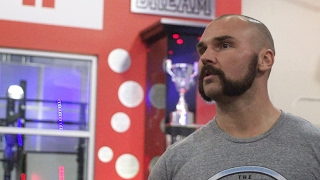 """Your goal should be to be as good as me, it will never happen"" - Scott Dawson on training for WWE"