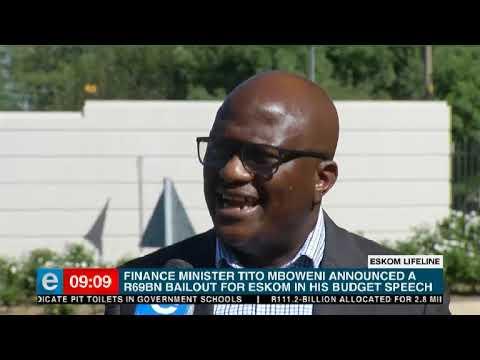 Eskom's Special task team set-up by President Cyril Ramaphosa