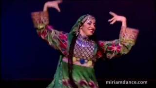 New     Afghan   Girl   Dance  Performance