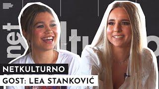 Lea Stanković: Andrija Jo me najbolje razume! | NETKULTURNO | S01E03