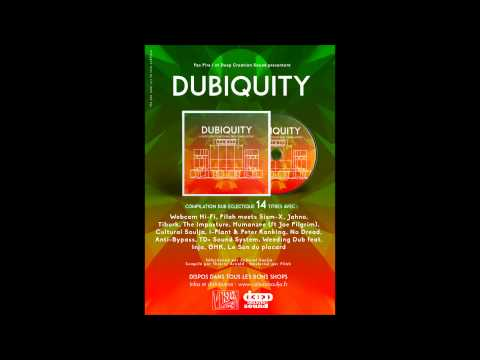 DUBIQUITY - Extrait 4 :Tiburk : So Strong